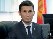 Алмазбек Курманалиев больше не секретарь Совета безопасности