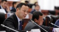 Руслан Казакбаев встретился с послом Германии в Кыргызстане Моникой Иверсен