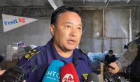 В Баткене на склад поступило более 500 тонн гумпомощи (видео)