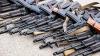 Оружейные магазины Кыргызстана закрыты из-за предстоящих выборов