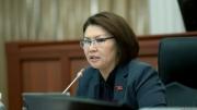 Алтынай Омурбекова рассказала, почему покинула пост вице-спикера