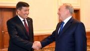 Сооронбай Жээнбеков поздравил казахстанцев с Днем независимости