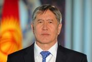 Алмазбек Атамбаев наградил Генсека ООН орденом «Достук»