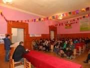 «Республика-Ата Журт»: Уланбек Тотуяев встретился со студентами Нарына