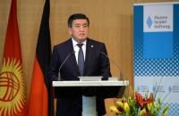 Президент Сооронбай Жээнбеков обеспокоен безопасностью в Центральной Азии