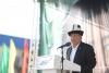 ФОТОРЕПОРТАЖ – Сооронбай Жээнбеков поздравил нарынчан с Днем города