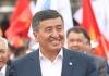 Сооронбай Жээнбеков принял участие в голосовании на выборах