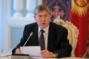 Равшан Жээнбеков: идут переговоры об импичменте президенту Атамбаеву
