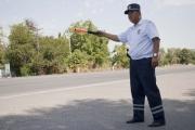 Число гаишников позволяет контролировать лишь 12 процентов дорог в КР