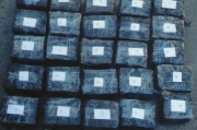 В Баткенской области обнаружено и изъято 29 кг афганского чарса