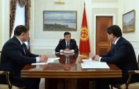 Президент, спикер и премьер обсудили план действий после окончания пандемии