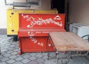Красное фортепиано от партии «Ата-Мекен»  больше никого не радует