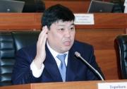 Бакыт Торобаев заступился за «Сентябрь»