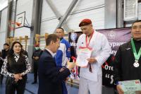 В Бишкеке прошел турнир по армейскому рукопашному бою