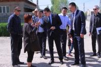 Спикер городского парламента выслушал проблемы бишкекчан «фейс ту фейс»
