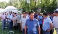 В Кой-Таше создали Совет Народного штаба и Исполнительный комитет
