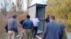 На границе с Казахстаном поставили 5 деревянных туалетов