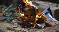 Недалеко от Сургута в результате пожара погибли двое детей из Кыргызстана