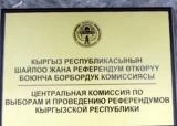 ЦИК пока официально не уведомлен о том, что на комиссию подали в суд