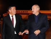 В Бишкек прибыл Александр Лукашенко