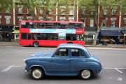 В Лондоне ввели налог за выхлопы для старых машин