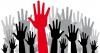 В Таласе митингуют не более 250 человек