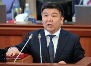 Возбуждено уголовное дело в отношении депутата Алмамбета Шыкмаматова
