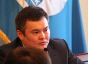 Еще одна из возможных кандидатур на пост мэра - депутат ЖК Марат Аманкулов