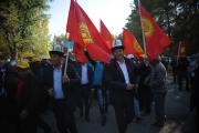 Омурбек Бабанов: Наша программа будет защищать ваши права